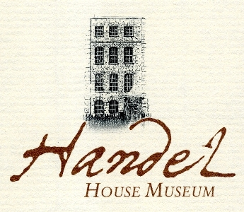 Handel House Museum's first logo