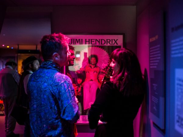 Jimi Hendrix Exhibition