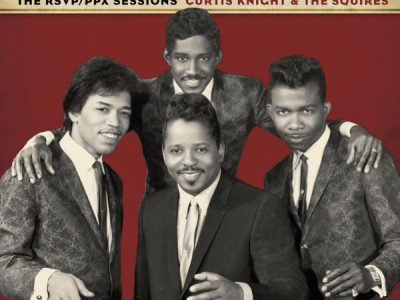 Curtis Knight & The Squires - Hornet's Nest (1965)